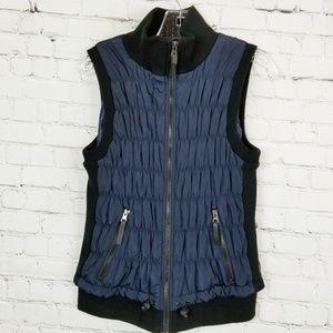 Calvin Klein Performance|Blue Puffer Vest